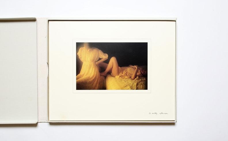 Souvenirs | デイヴィッド・ハミルトン David Hamilton 写真集