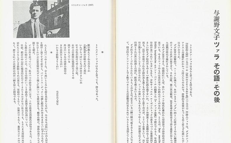 ユリイカ 臨時増刊 ダダ・シュルレアリスム | 巖谷國士