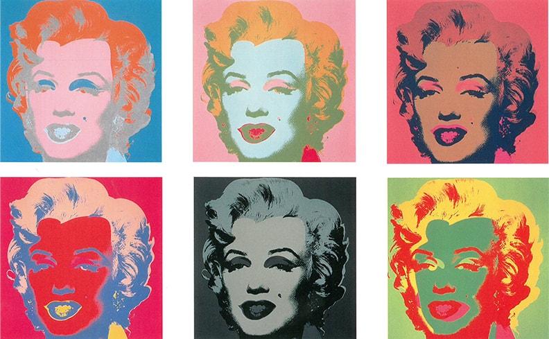 華やかなポップアートの時代。ウォーホル、ジョーンズ、ホックニーたちが挑んだ芸術表現