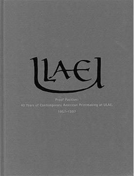 現代アメリカ版画の40年 巨匠たちと版画工房ULAE