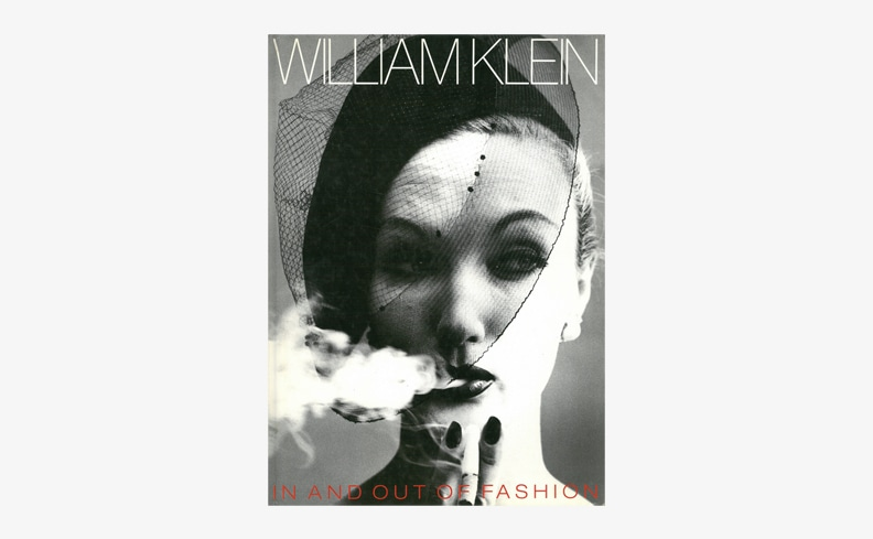 In and Out of Fashion   William Klein ウィリアム・クライン 写真集