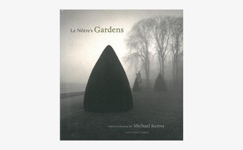Le Notre's Gardens | マイケル・ケンナ Michael Kenna 写真集
