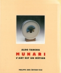 Munari L'Art Est un Metier | ブルーノ・ムナーリ 作品集