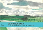 A Yorkshire Sketchbook | David Hockney デイヴィッド・ホックニー