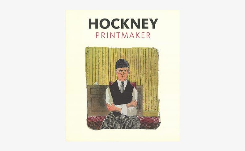Hockney, Printmaker | デイヴィッド・ホックニー 作品集