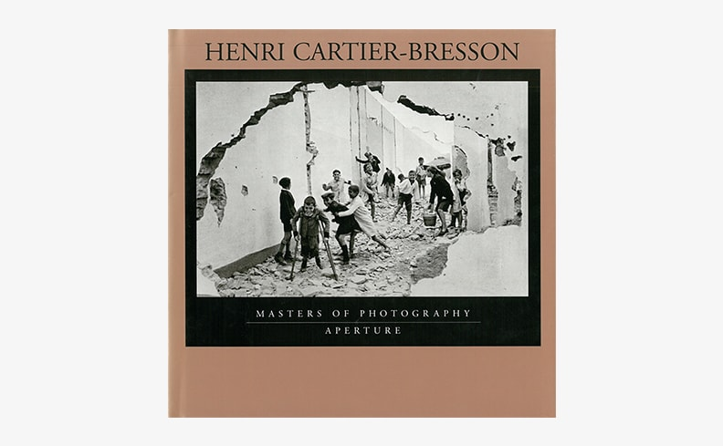 Henri Cartier-Bresson: Masters of Photography   アンリ・カルティエ=ブレッソン