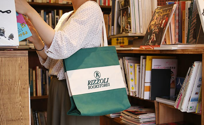 Rizzoli Bookstores トートバッグ