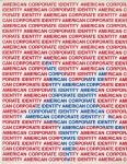 American Corporate Identity 7 | David E. Carter