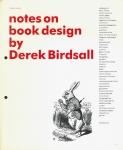 Notes on Book Design | ブックデザイン 資料集