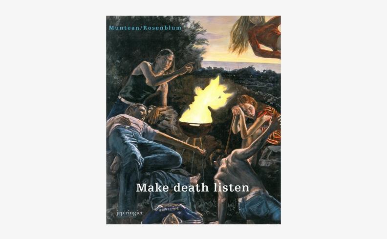 Markus Muntean & Adi Rosenblum: Make Death Listen | マーカス・ムンテアン、アディ・ローゼンブラム