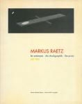 Markus Raetz | マーカス・レェツ 作品集