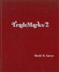 The Book of American Trade Marks 2 | デヴィッド・E・カーター David E. Carter