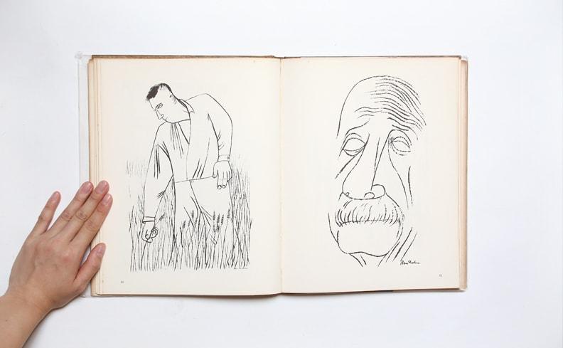 His Graphic Art | Ben Shahn ベン・シャーン
