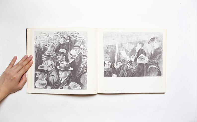 ベン・シャーン展 | 東京国立近代美術館