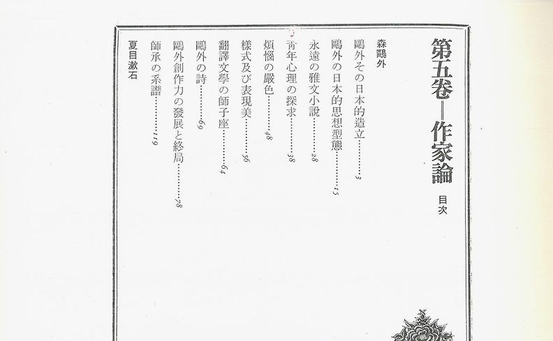 日夏耿之介全集 第5巻 | 作家論