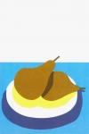 安西水丸ポストカード | 中国行きのスロウ・ボート