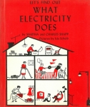 Electricity Does | Let's Find Out Books