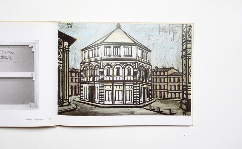 Souvenir d'Italie | Bernard Buffet ベルナール・ビュフェ
