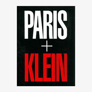 Paris+Klein | William Klein ウィリアム・クライン写真集