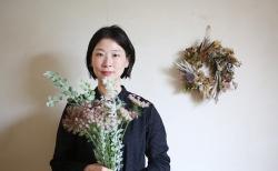 花と暮らす、植物と暮らす。フラワースタイリスト「ふたつの月」の季節を感じる日々