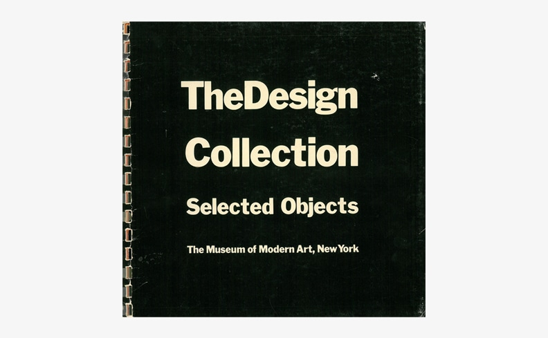 The Design Collection Selected Objects | The Museum of Modern Art