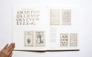 A Visual History of Typefaces and Graphic Styles Volume 1 |  Jan Tholenaar
