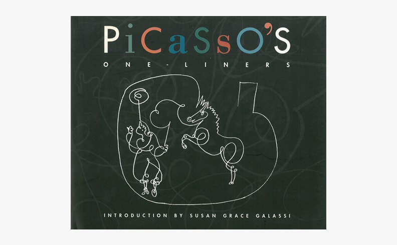 Picasso's One-Liners | Pablo Picasso パブロ・ピカソ