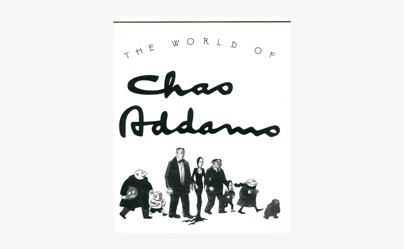The World of Charles Addams | チャールズ・アダムス 作品集