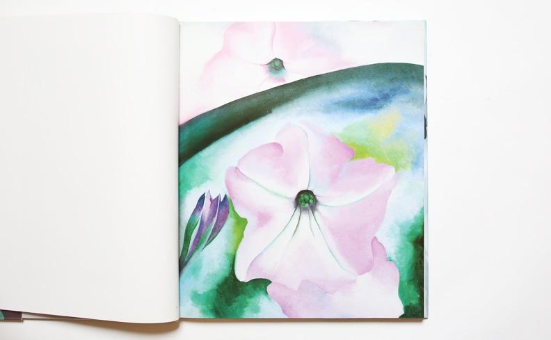 花 | ジョージア・オキーフ