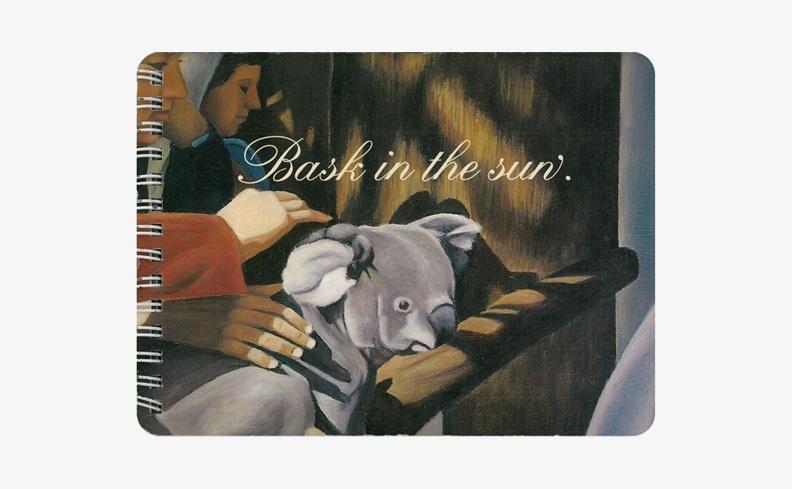 Bask in the Sun | 川元陽子