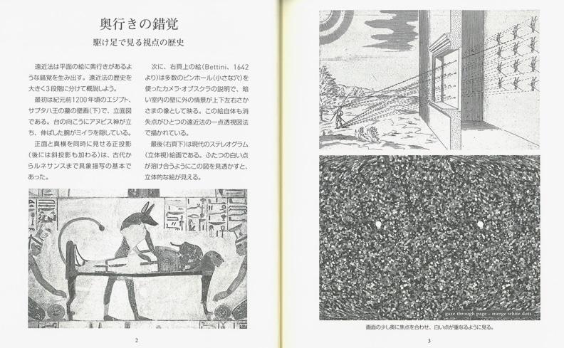 錯視芸術 遠近法と視覚の科学 | アルケミスト双書
