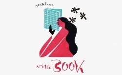本と人のある風景。井上元太のイラスト展「with Book」が1月22日からスタート!