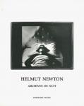 Archives de nuit | Helmut Newton ヘルムート・ニュートン 写真集