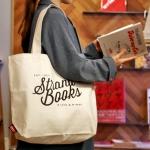 Strand Book Store ストランド・ブックストア トートバッグ ホワイト