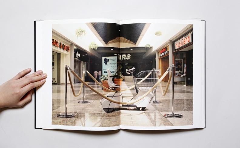 Malls Across America | Michael Galinsky マイケル・ガリンズキー
