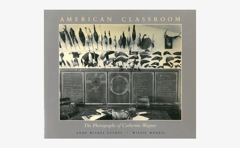 American Classroom   Catherine Wagner キャサリン・ワグナー
