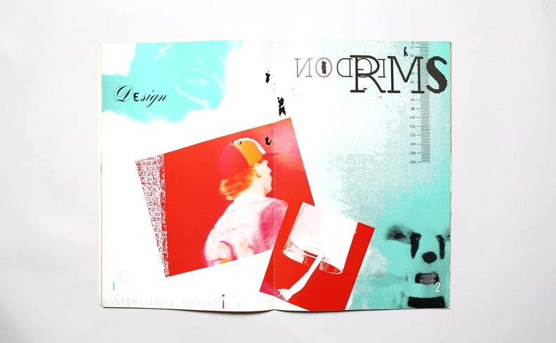 Emigre 12: Press Time! | Rudy Vanderlans、Zuzana Licko