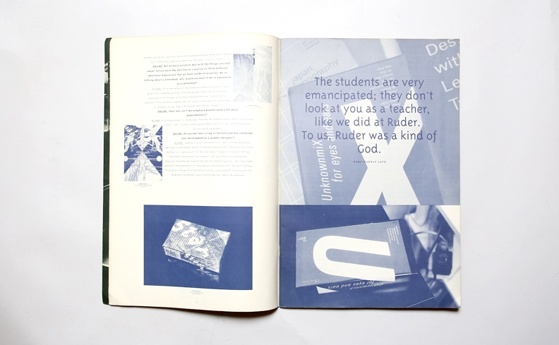 Emigre 14: Heritage | Rudy Vanderlans、Zuzana Licko