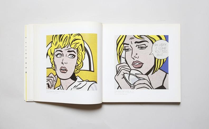 Roy Lichtenstein | ロイ・リキテンスタイン