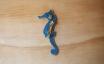 刺繍ブローチ カリビアンシーホース | atelier grasshopper