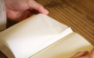 紙のミルフィーユ 袋とじノート A6