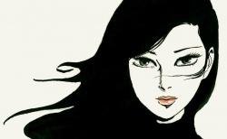 上村一夫原画展「劇画狂人フラグメント」を開催します。