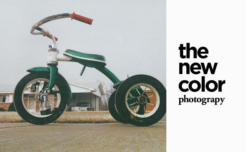 ニュー・カラー派:アートになったカラー写真
