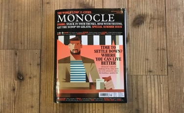 MONOCLE 2017年7月・8月「Special Summer Issue」号