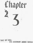 Chapter 3 | リタ・アッカーマン、アンドロ・ウェクア 作品集