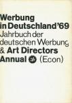 Werbung in Deutschland' 69 | Art Directors Annual '69