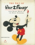 The Art of Walt Disney: From Mickey Mouse to The Magic Kingdoms | Christpher Finch