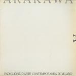 Arakawa Padiglione D'arte Contemporanes Di Milano | 荒川修作