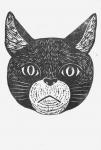 北村太 ポストカード ネコ