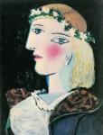 ピカソ展 長女マヤ、その母マリー=テレーズとの愛の日々 | 西武美術館